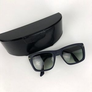 Persol Sunglasses 3065 S 9013/71 55x20 Blue Night